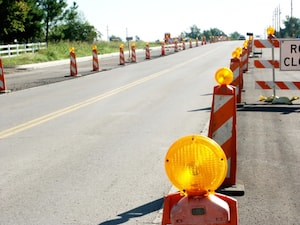Highway Work Zone Accidents